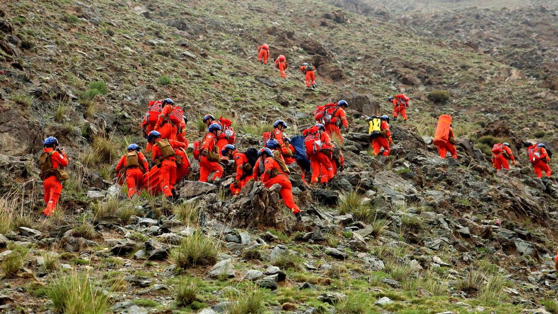 21 Tote bei Bergmarathon in China nach plötzlichem Wetterumschwung