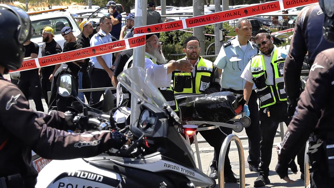 Zwei Israelis verwundet nach Messerangriff in Ostjerusalem: Polizei tötet mutmaßlichen Täter