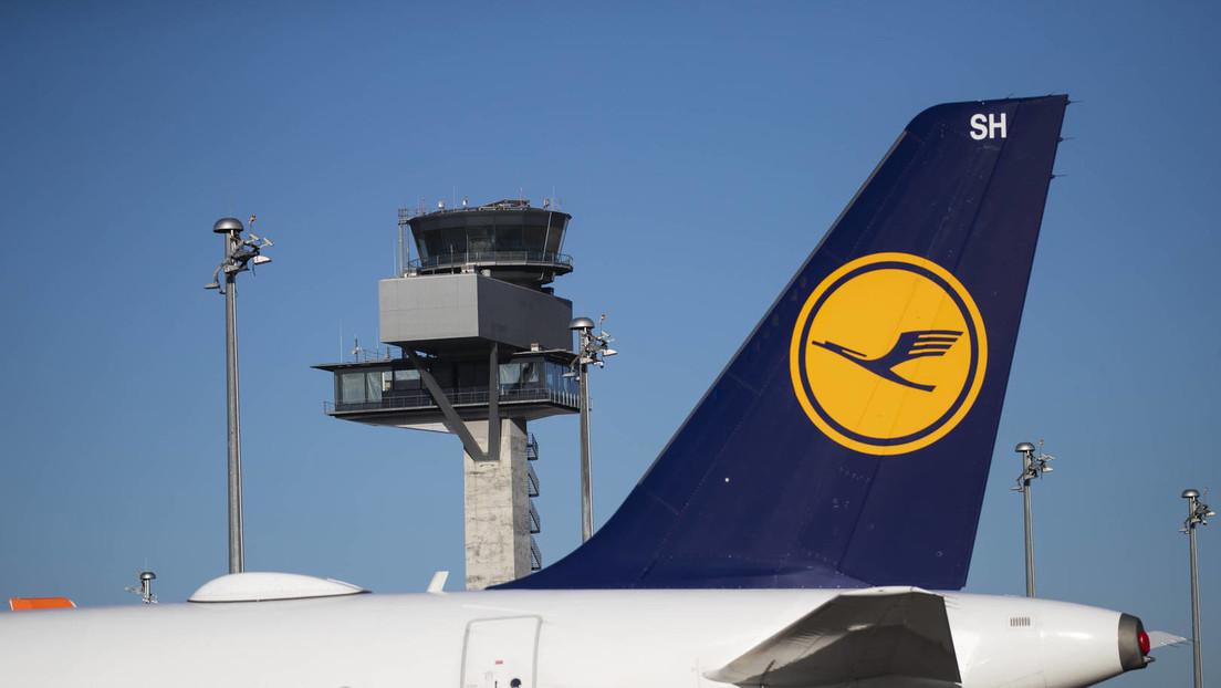 Weiterer Vorfall am Minsker Flughafen: Deutsches Flugzeug wegen Terrorverdachts am Abflug gehindert