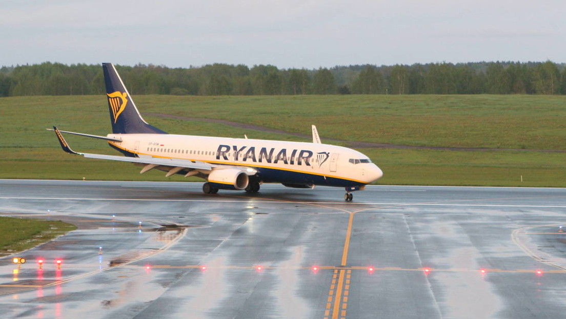 """War die erzwungene Landung in Minsk eine """"Entführung""""? Was sagen Luftfahrt-Experten?"""