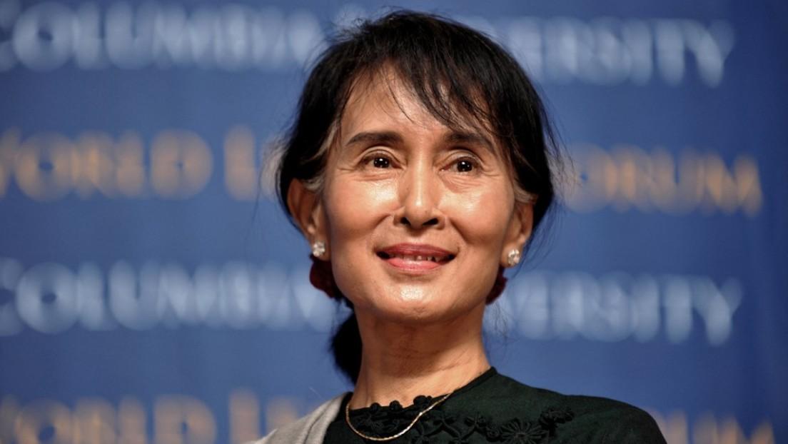 Myanmars gestürzte Anführerin erscheint erstmals nach Putsch in der Öffentlichkeit