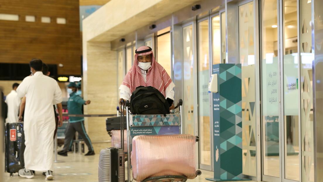 """Kampf gegen """"Impfskepsis"""": Saudi-Arabien verbietet Nichtgeimpften Reisen und Pilgerfahrten"""