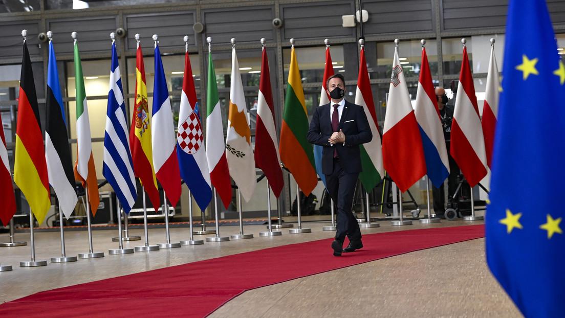 Wegen Zwischenlandung nach Bombendrohung: EU-Gipfel beschließt neue Sanktionen gegen Weißrussland