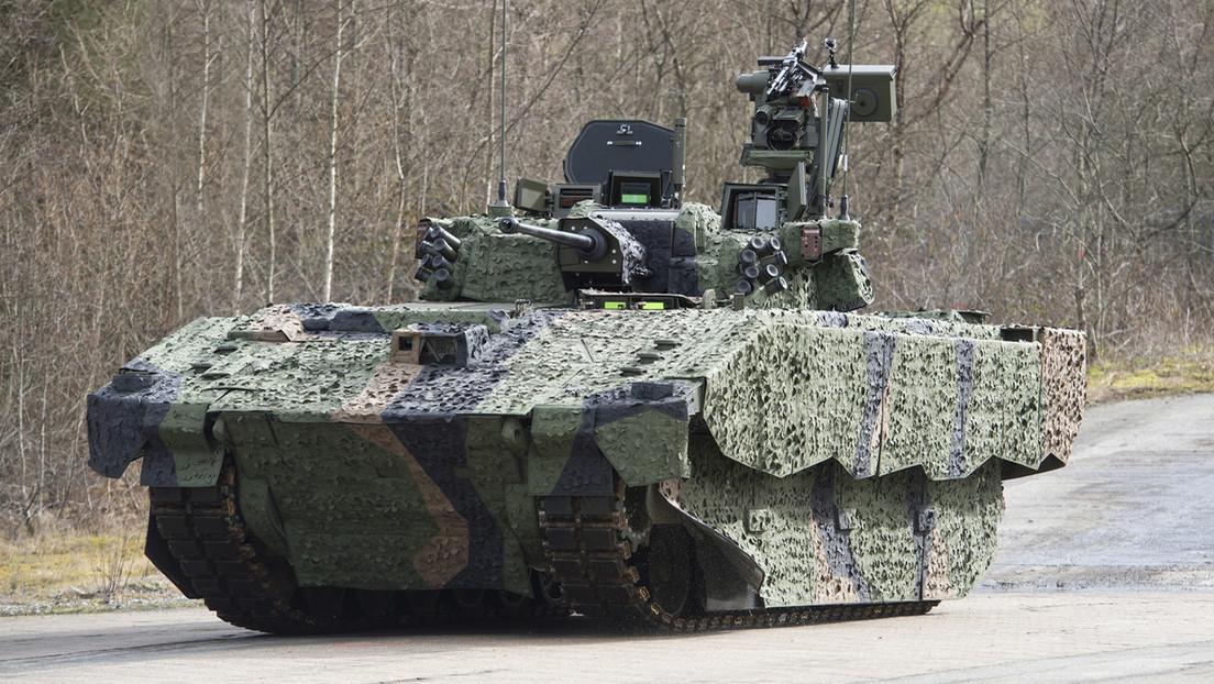Briten geben über drei Milliarden Euro für Panzer aus, die während Fahrt nicht feuern können