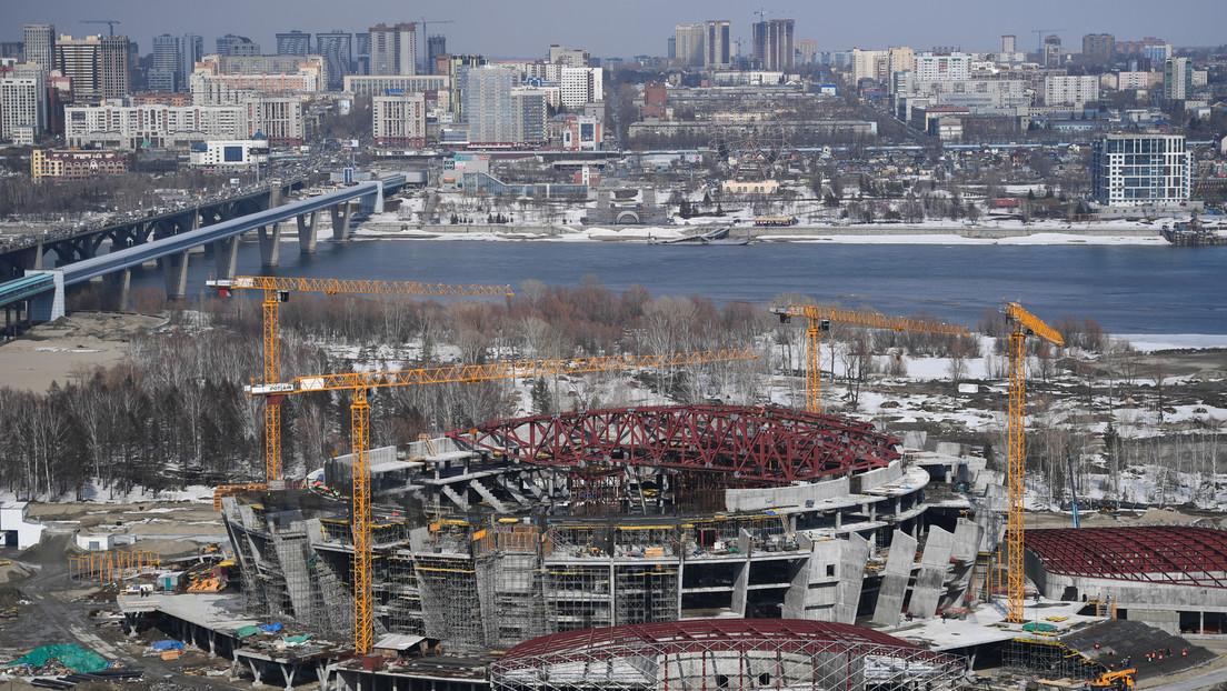 Russland: Große Gefängniskomplexe für arbeitende Strafgefangene in Planung
