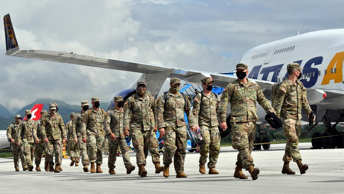 """""""Immediate Response 21"""": US-Armee und Streitkräfte von Bosnien-Herzegowina bei gemeinsamer Übung"""