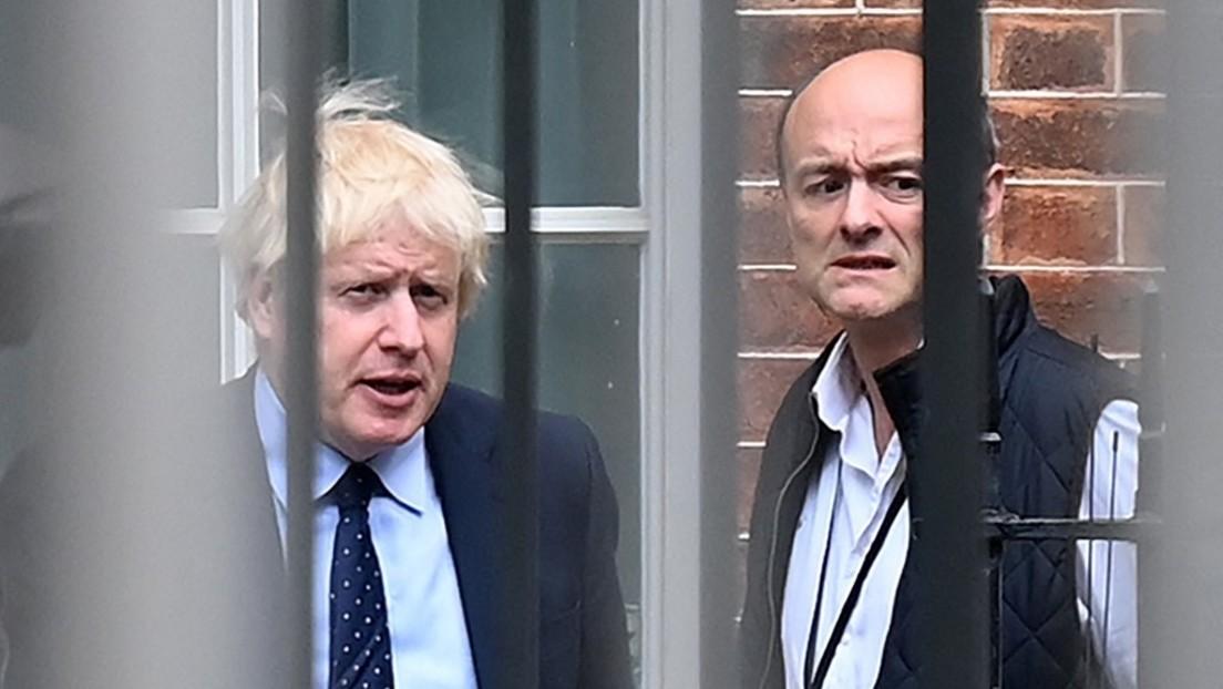"""Ex-Berater: """"Boris Johnson wollte live im Fernsehen mit Corona infiziert werden"""""""