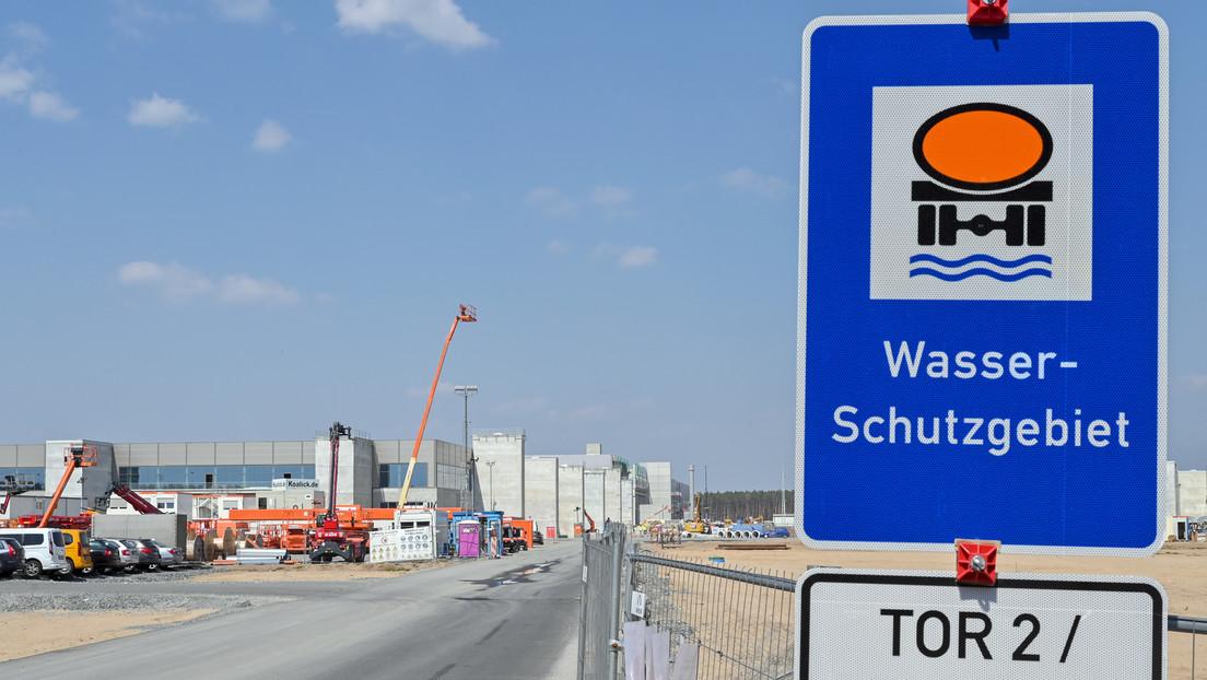 Tesla in Brandenburg: Störfallgutachten droht, Fertigstellung zu verzögern