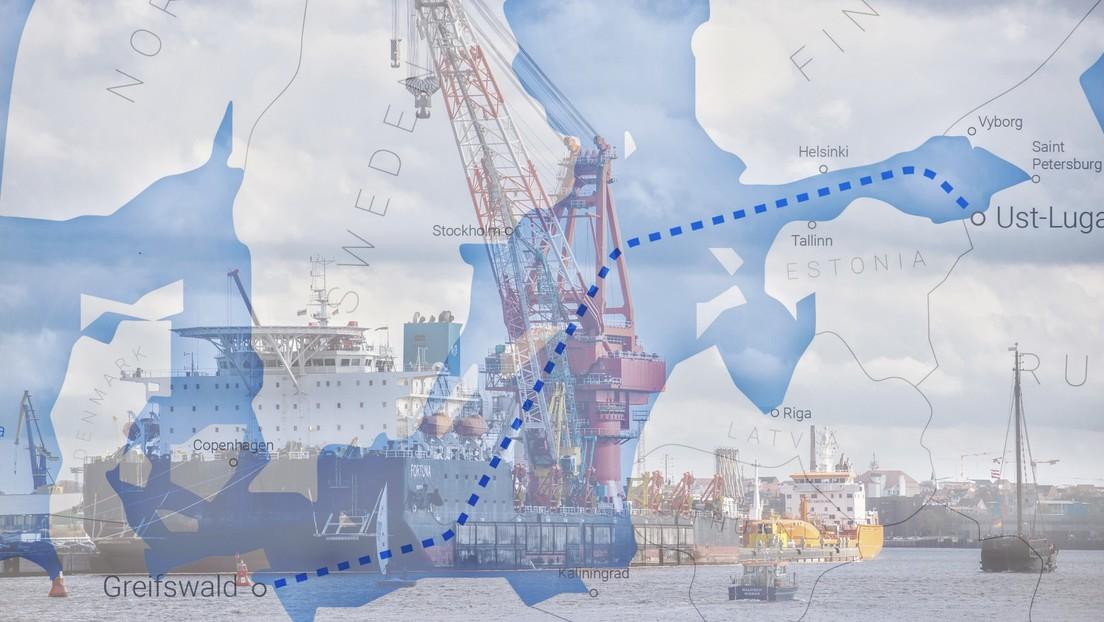 US-Präsident Biden: Sanktionen wegen Nord Stream 2 wären kontraproduktiv für Beziehungen zur EU