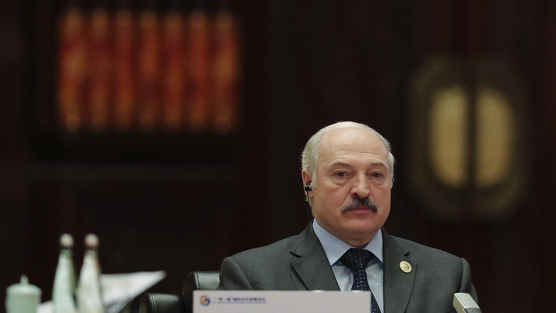"""Lukaschenko zur Ryanair-Landung in Minsk: """"Zwang ist absolute Lüge"""""""