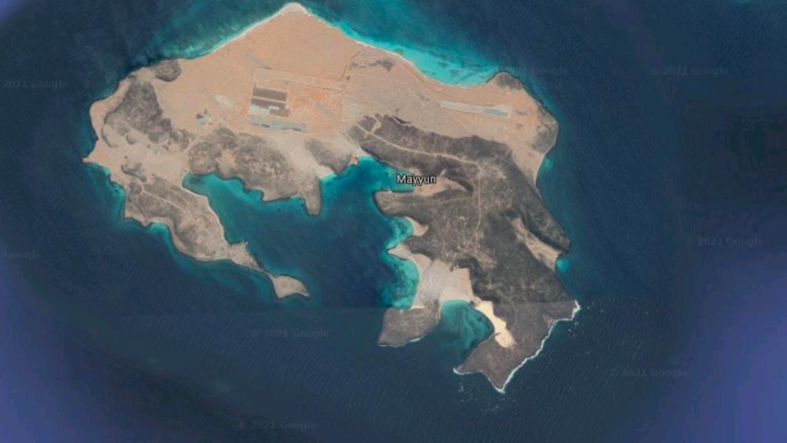 Jemen: Die VAE bauen einen geheimen Luftwaffenstützpunkt auf Perim aus