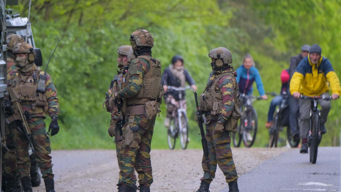 "Belgischer Elitesoldat droht ""politischer Elite und Virologen"" mit Vergeltung wegen Corona-Maßnahmen"