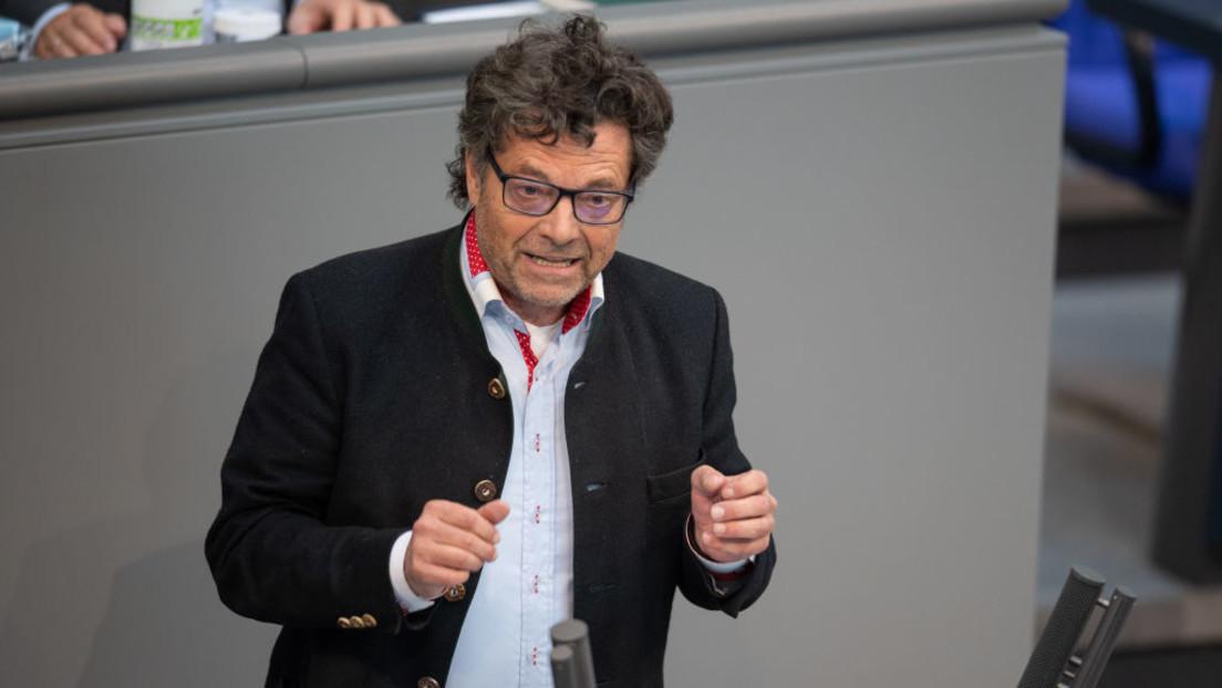 """Linken-Politiker Dehm wehrt sich gegen Skandalisierung seiner Sputnik-Impfung durch """"Der Spiegel"""""""