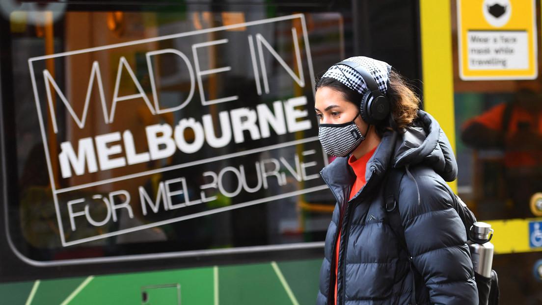 Australien: Strikter Lockdown für rund sieben Millionen Einwohner im Bundesstaat Victoria