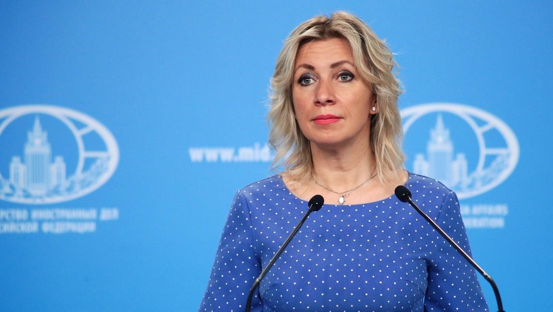 Moskau: Werden die Rechte der in Minsk festgehaltenen Freundin von Protassewitsch verteidigen