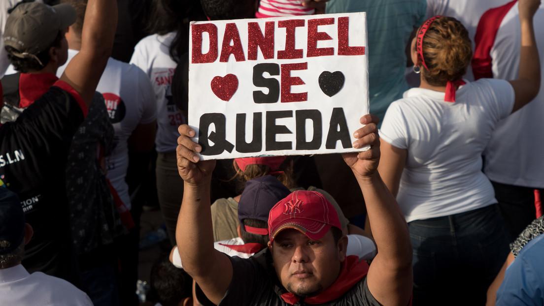 Nicaragua: Menschen wollen lieber im Land bleiben – mit der von ihnen gewählten Regierung