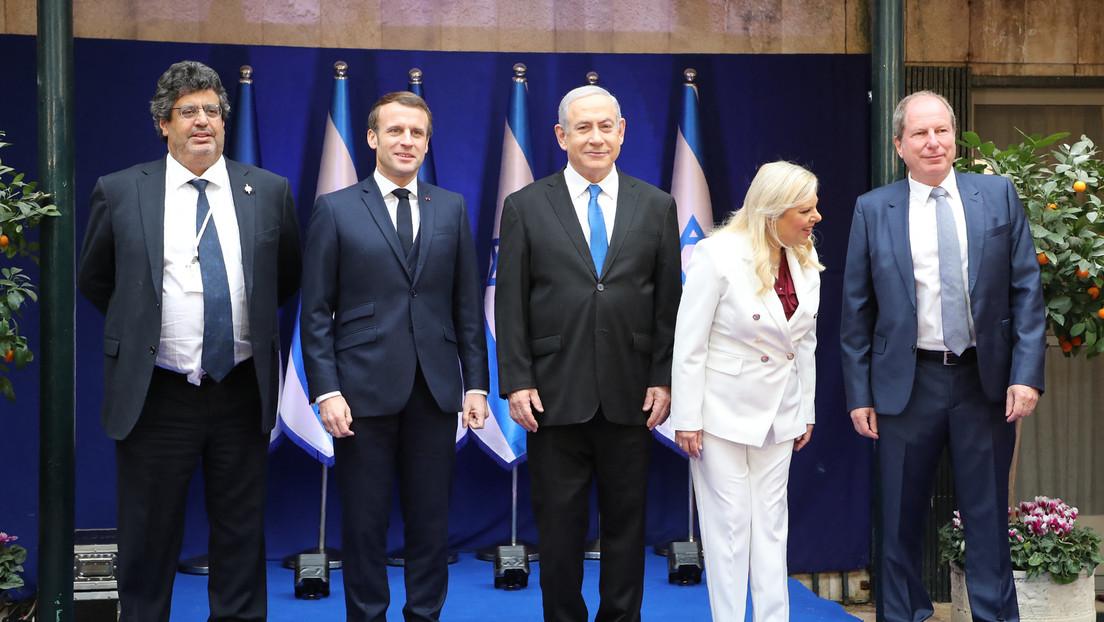 Nach Apartheids-Warnungen: Israel bestellt französischen Botschafter ein