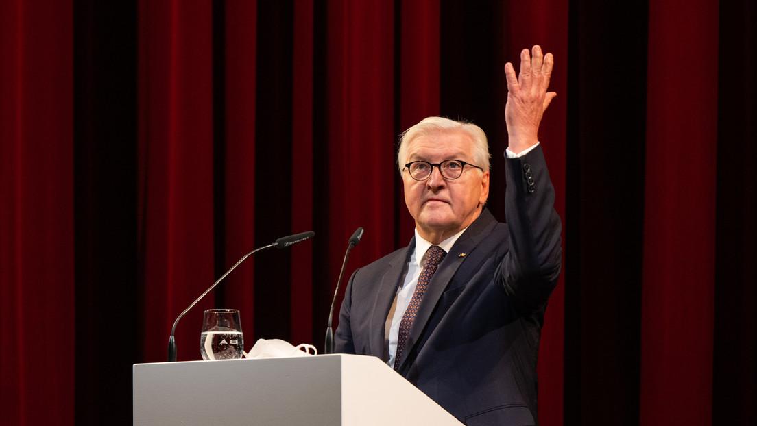 Steinmeier will für eine zweite Amtszeit als Bundespräsident kandidieren