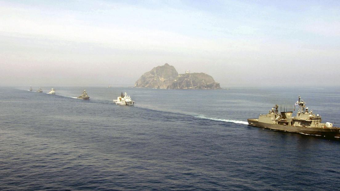 Streit um Inseln: Südkorea protestiert gegen japanische Karten für Olympia