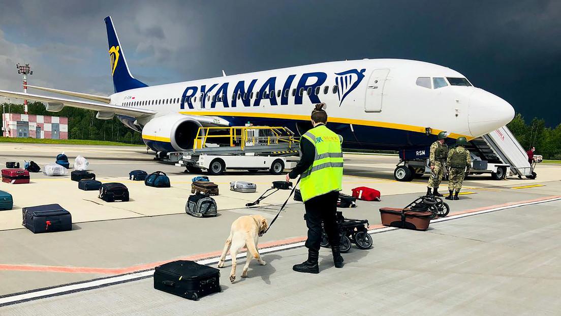 Ryanair-Chef bezeichnet Zwangslandung in Minsk als Flugzeugentführung