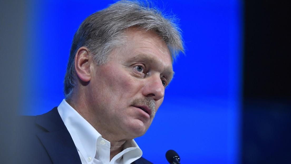"""Kremlsprecher Peskow: Aussetzung einiger EU-Flüge nach Russland """"außerordentliche Situation"""""""