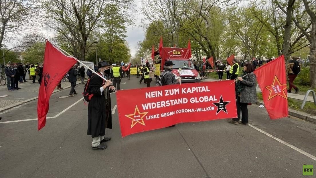 """""""Die Staatsmacht fürchtet die Demokratie-Bewegung, weil sie nicht beherrschbar ist"""""""