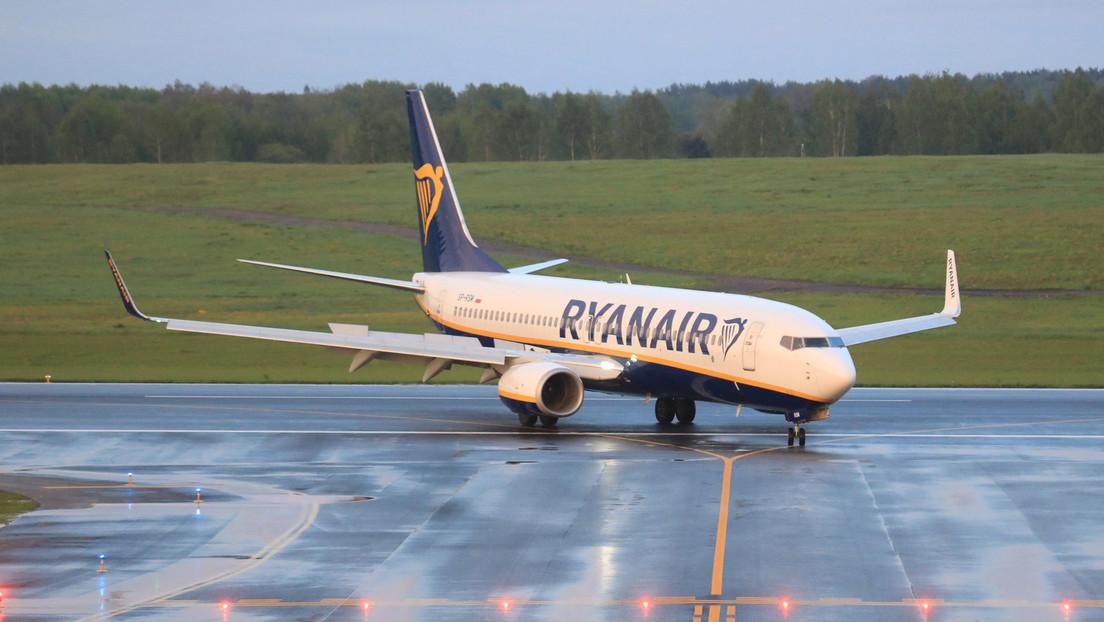 Moskau dementiert Meldungen über Beteiligung Russlands an Zwangslandung der Ryanair-Maschine
