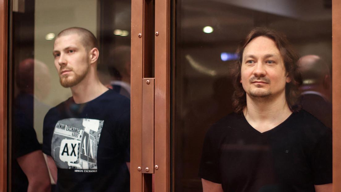 Journalisten Drogen untergeschoben: Langjährige Haftstrafen für russische Ex-Polizisten