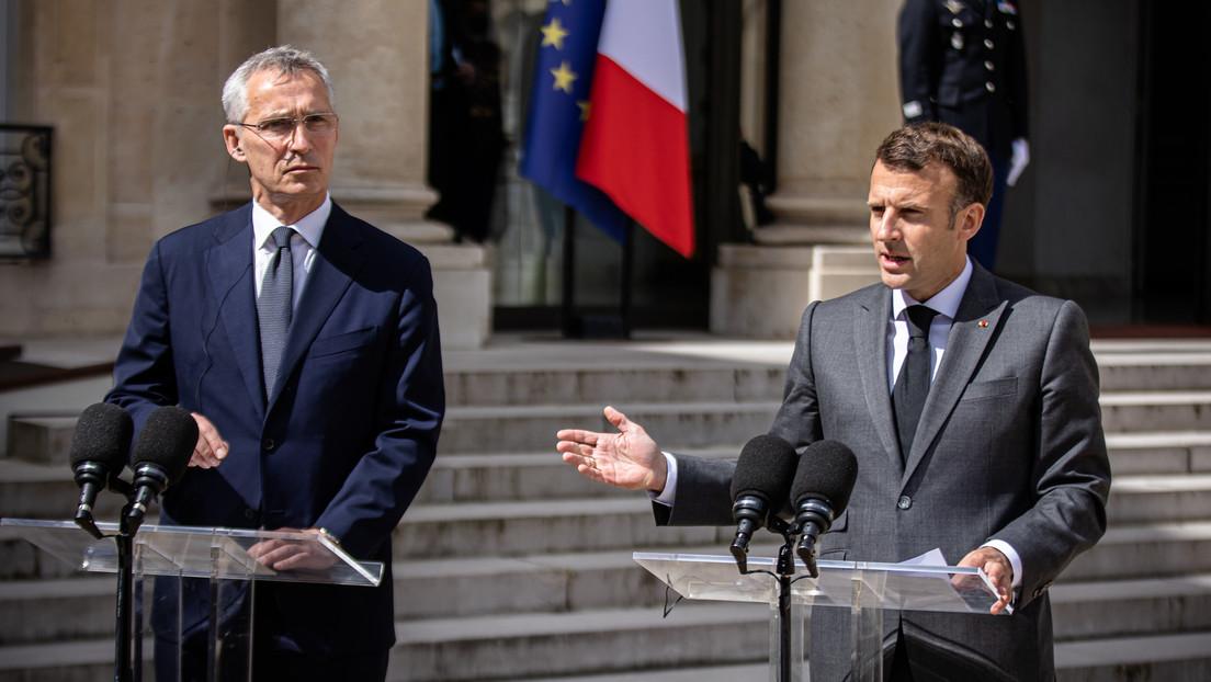 Medienberichte: Widerstand Frankreichs gegen zusätzliche NATO-Milliarden