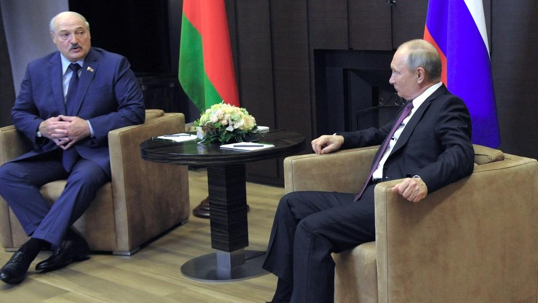 Nach Zwangslandung von Ryanair-Flug in Minsk: Lukaschenko trifft sich mit Putin in Russland