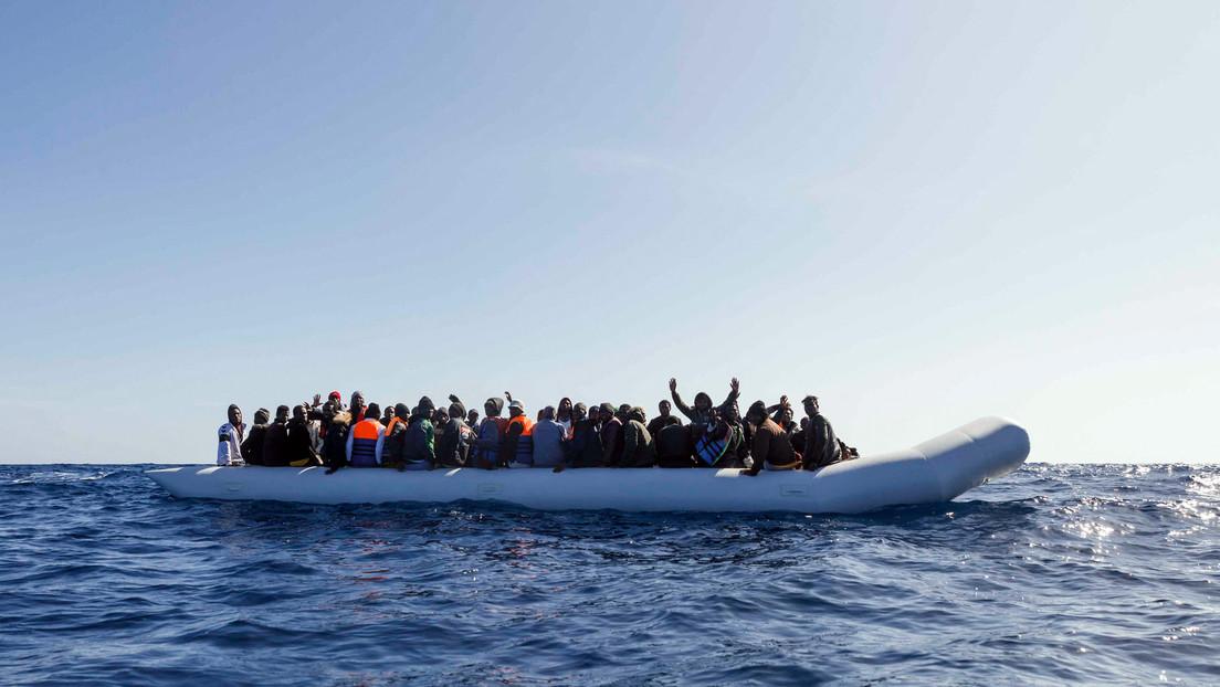 """""""Tödliche Gleichgültigkeit"""": UN-Menschenrechtsbüro kritisiert EU-Seenotrettungsdienst im Mittelmeer"""
