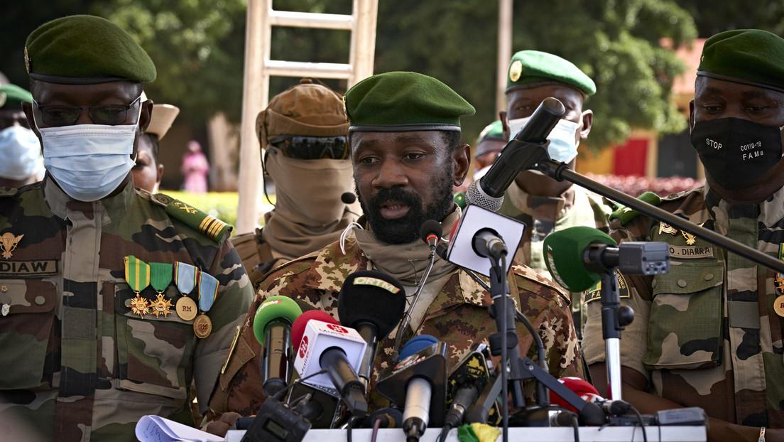 Mali: Putschistenführer Assimi Goïta übernimmt Präsidentenamt