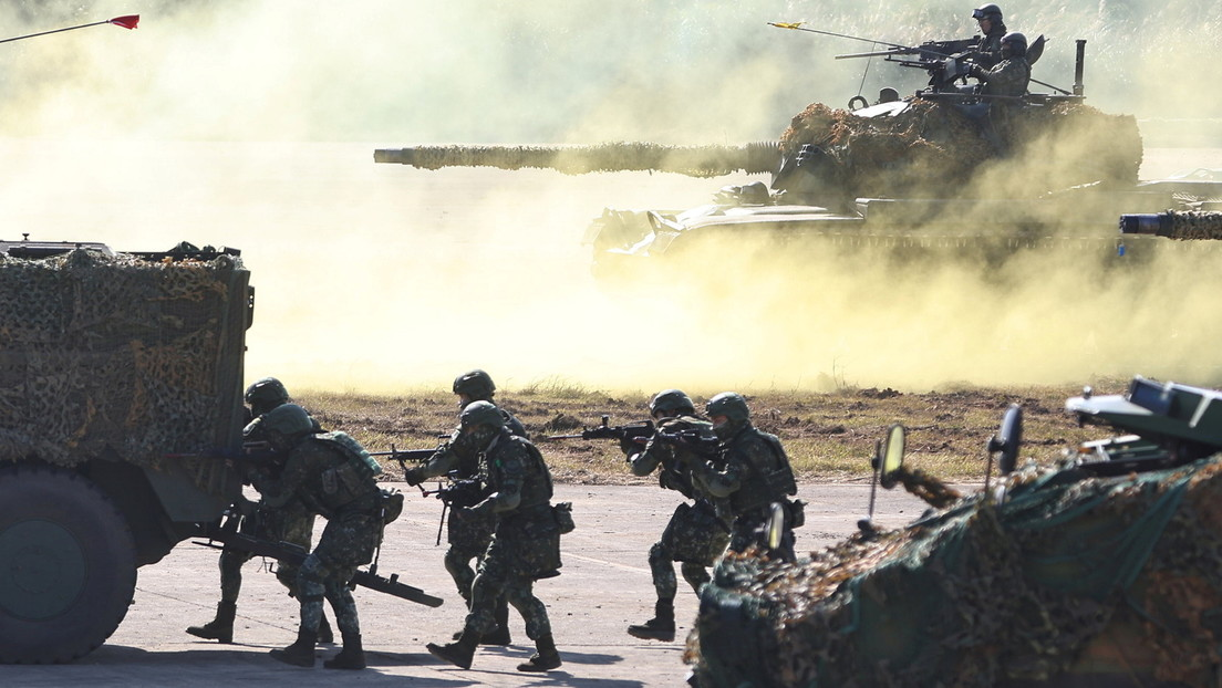 Pentagon-Berater: Wir müssen das taiwanesische Militär in irregulärer Kriegführung trainieren