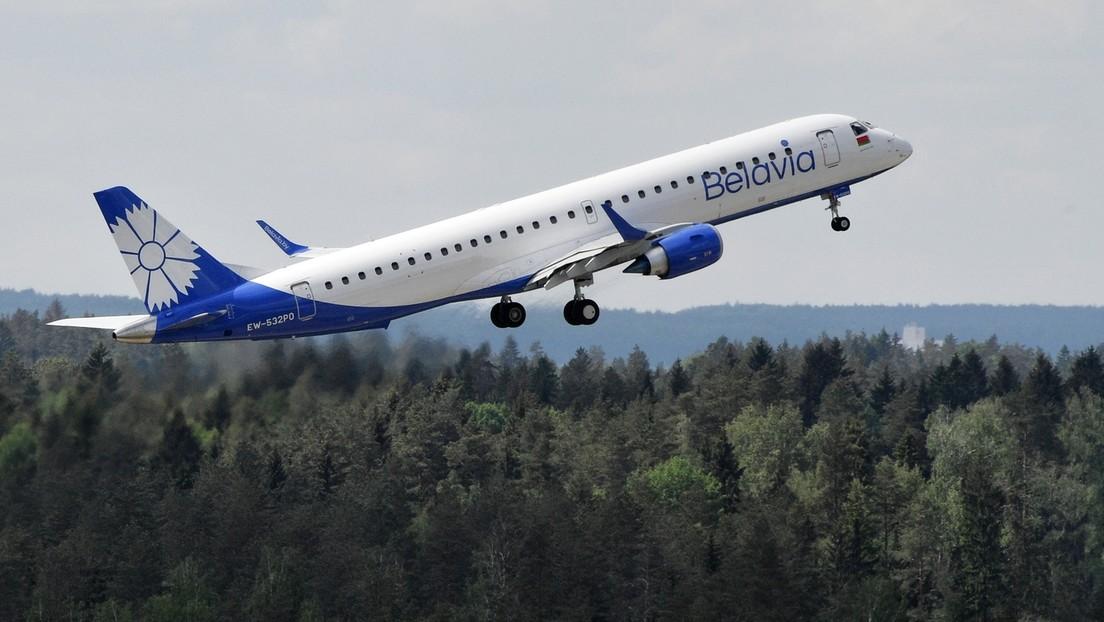 """""""Gemeinheit!"""" – Belavia-Chef kritisiert Luftblockade Weißrusslands und erinnert an COVID-19-Flüge"""