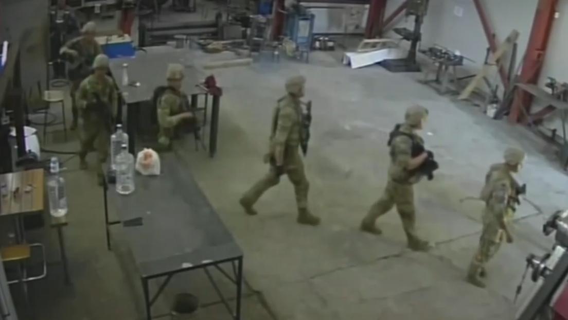 Verlaufen: US-Fallschirmjäger stürmen irrtümlich einen Betrieb in Bulgarien bei NATO-Übung
