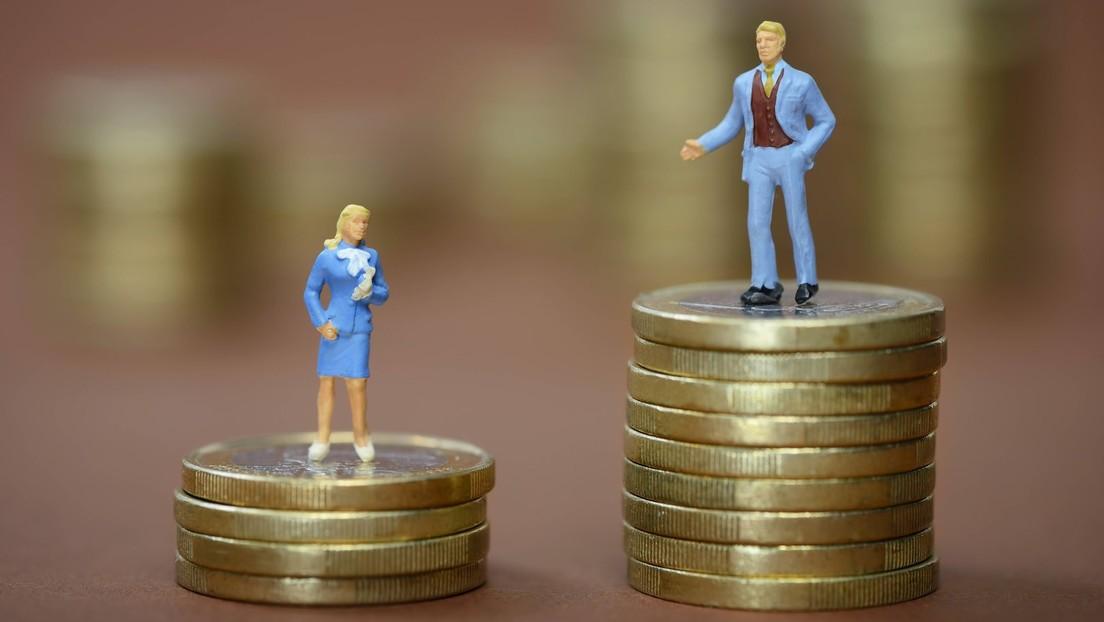 Frauen verdienen statistisch berechnet im Durchschnitt immer noch 1.190 Euro weniger als Männer