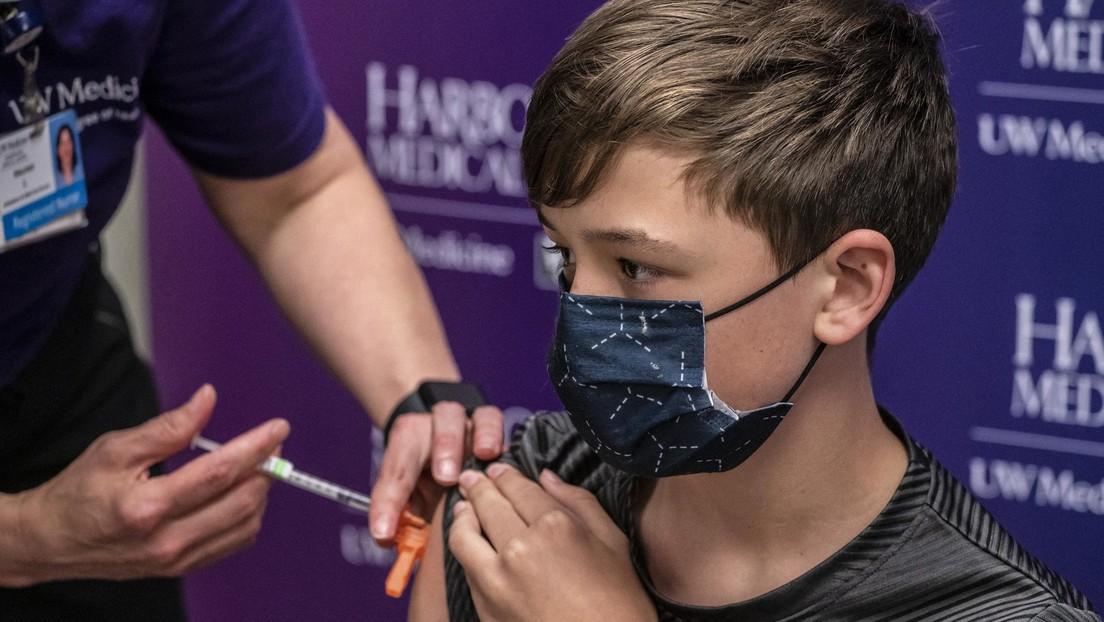 Neue Studie bestätigt: Kein Grund für eiliges Impfen von Kindern