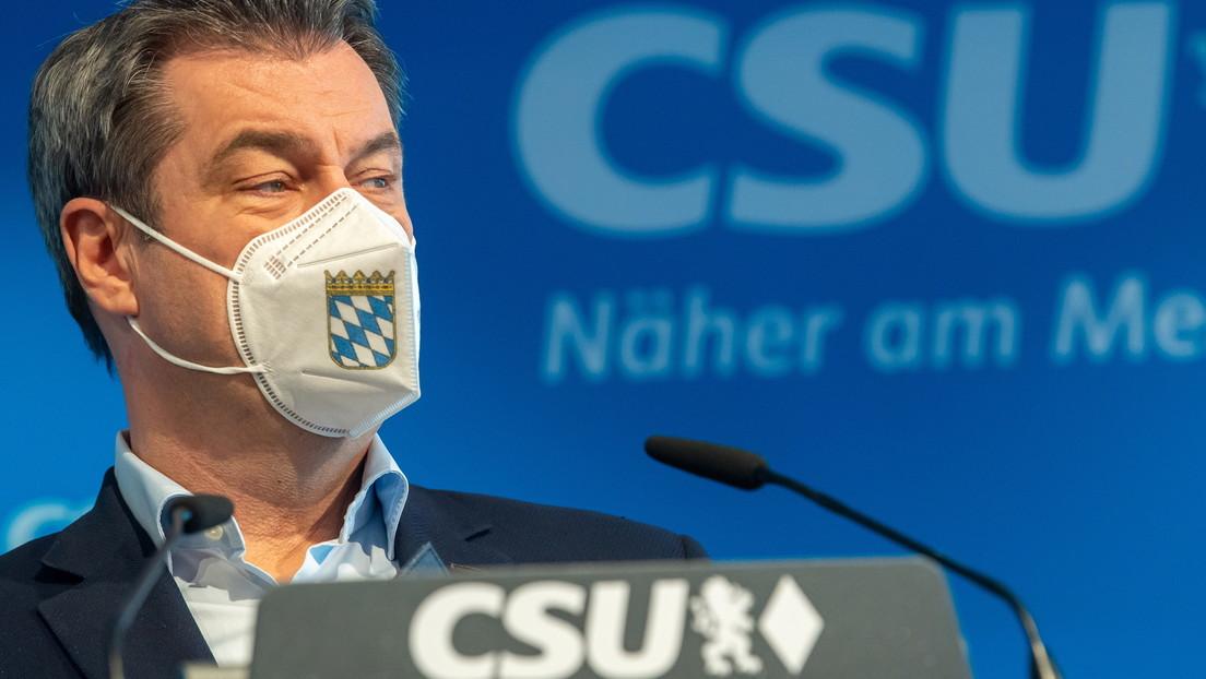 """Nicht aus ideologischen Gründen trödeln"": Söder fordert rasche Entscheidung zu Sputnik V"