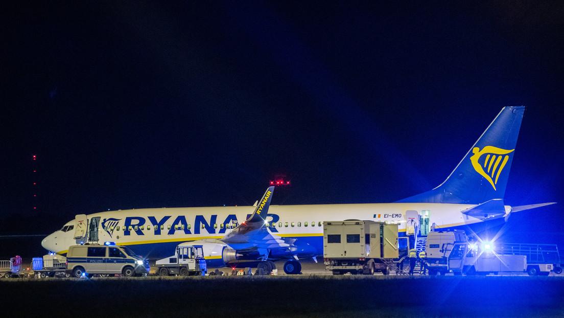 Ryanair-Flugzeug muss am Flughafen BER notlanden – Hintergründe noch unklar