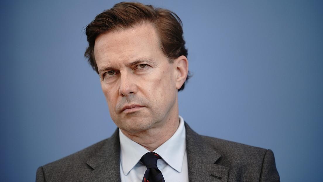 Nicht für die Öffentlichkeit bestimmt – Regierungssprecher weicht Fragen zur dänischen Spionage aus