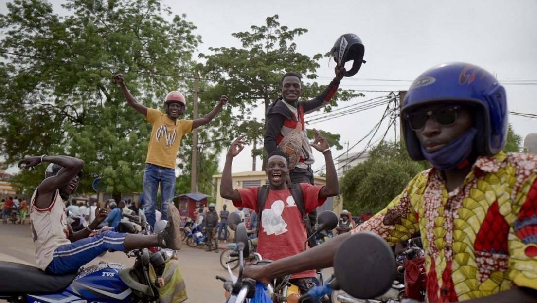 """Nach """"Putsch im Putsch"""": Westafrikanische Wirtschaftsgemeinschaft suspendiert Mali"""