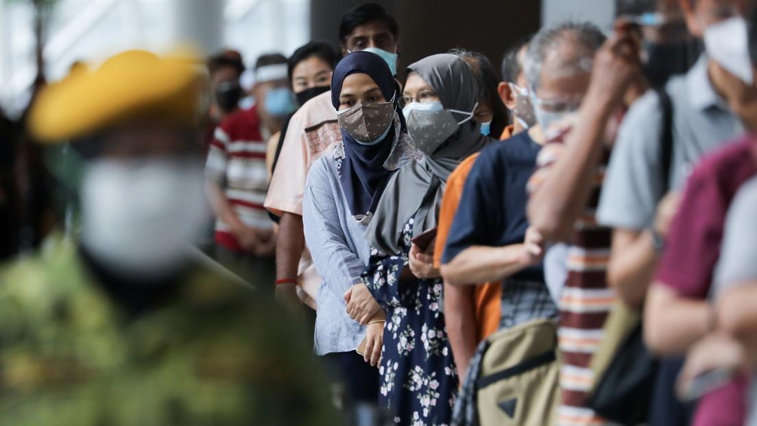 """Malaysia plant """"totalen Lockdown"""" für zwei Wochen – Auch Industrie soll stillstehen"""