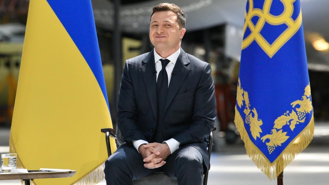"""""""Völkisches"""" Gesetz in der Ukraine? Selenskij will Sonderrechte für """"einheimische Völker"""""""