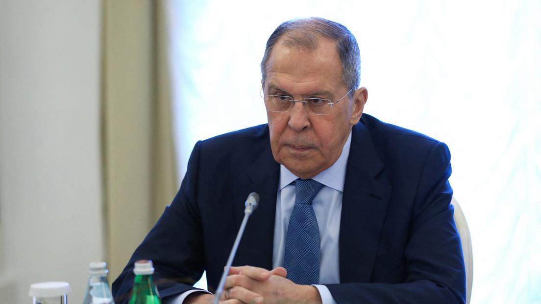 Lawrow: Europa baut Schützengräben in Beziehungen mit Russland