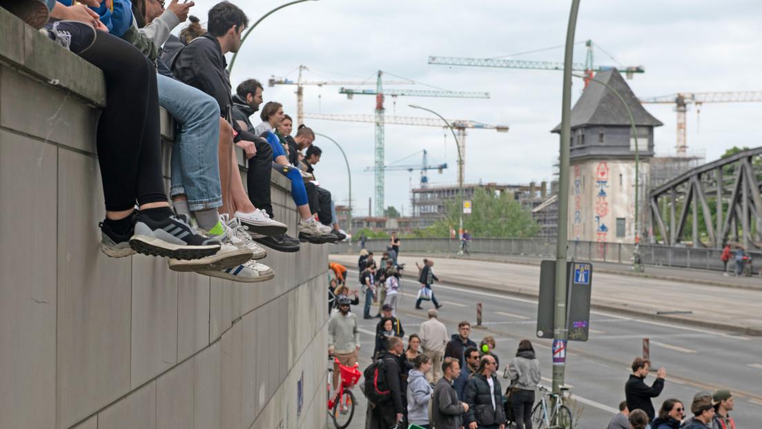 """""""Massenaktion des zivilen Ungehorsams"""" – Ausbau der Berliner Stadtautobahn soll blockiert werden"""