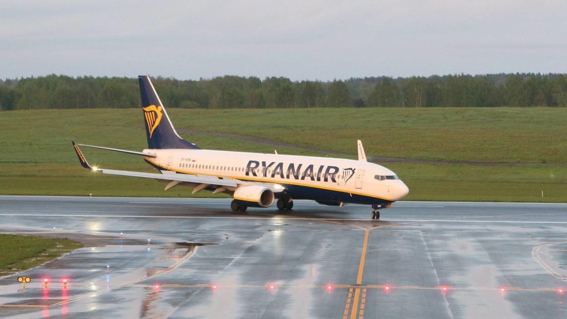 Die Ryanair-Landung in Minsk und der westliche Werteverfall