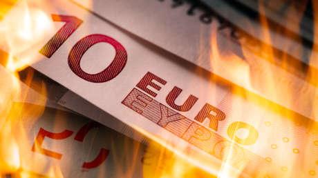 EZB besorgt über mögliche Insolvenzen – Ehemaliger EZB-Chefvolkswirt befürchtet Crash