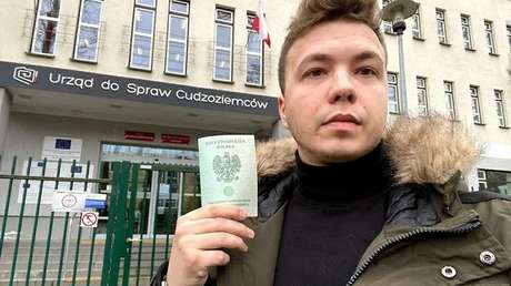 Wer ist der in Minsk verhaftete Roman Protassewitsch – Journalist, Kämpfer oder Staatsfeind?