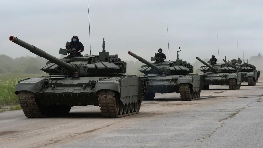 Zunehmende NATO-Präsenz in der Region: Russland schafft 20 neue Militärverbände an seiner Westgrenze