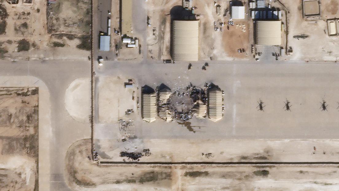 """US-Streitkräfte über Drohnen-Angriffe auf """"eigentlich geheime"""" Stellungen im Irak alarmiert"""